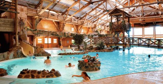 davy crockett ranch indoor pool
