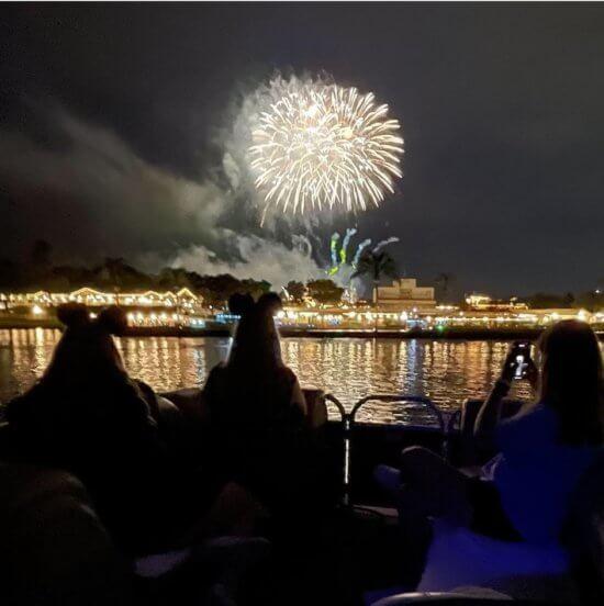 Private Firework Cruises in Walt Disney World