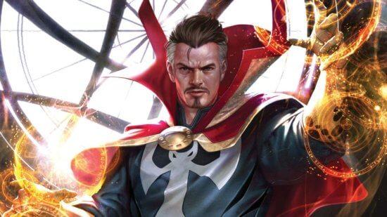 doctor strange comic book powers
