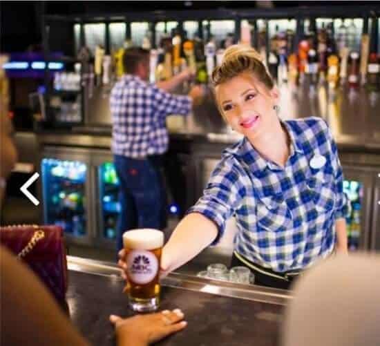 NBC Sports Grill & Brew in Universal Orlando