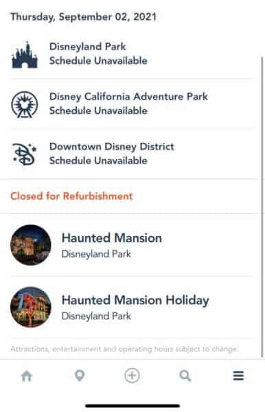 Haunted Mansion Holiday Refurb