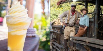 Free Dole Whip at El Capitan Theater for theJungle Cruise
