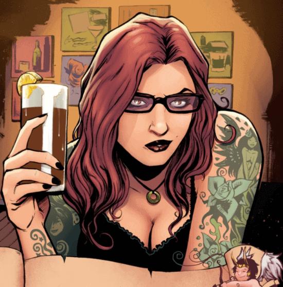 loki best friend verity willis marvel comics agent of asgard