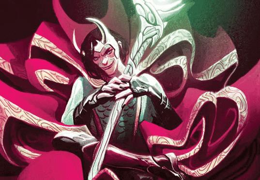 loki sorcerer supreme marvel comics