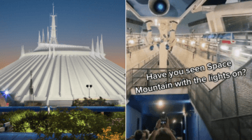space mountain lights on feature image