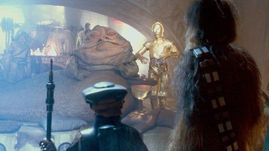 star wars jabba's palace return of the jedi