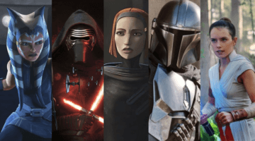 star wars rocklove character collage