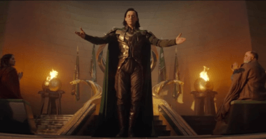 tom hiddleston as king loki cut from season 1