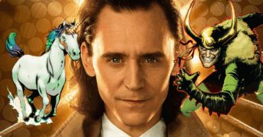 tom hiddleston as loki with new loki variants