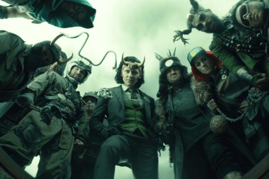 tom hiddleston as president loki and other loki variants