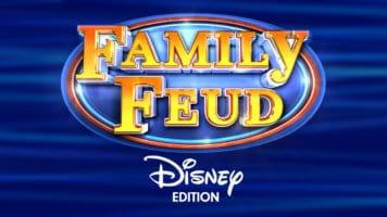 family feud disney night