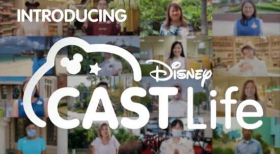 Disney cast life app