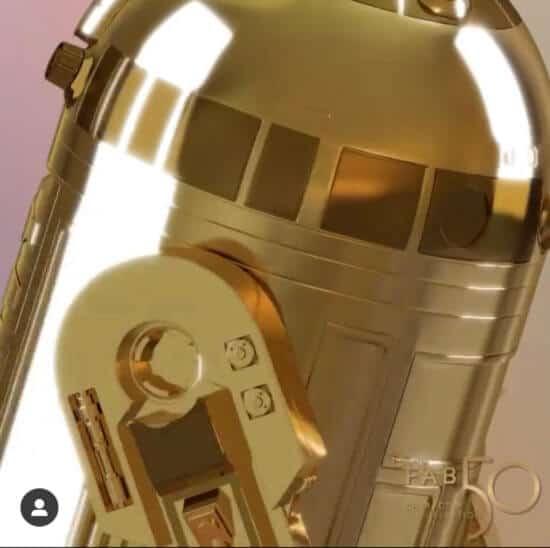R2d2 fab 50 reveal