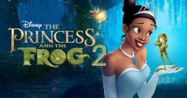 princess and the frog 2