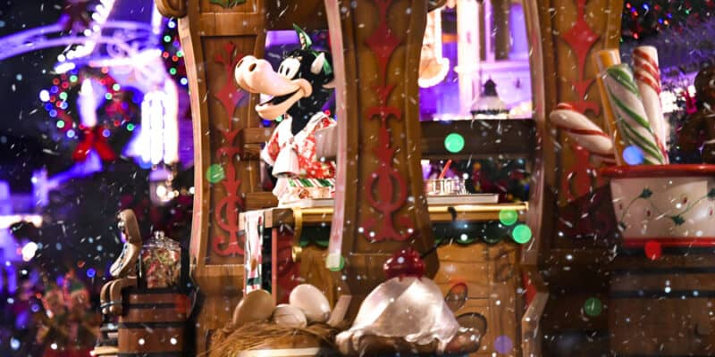 Disney very merriest after hours Christmas parade