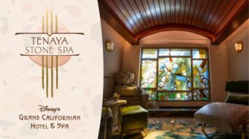 Tenaya stone spa at the grand californian