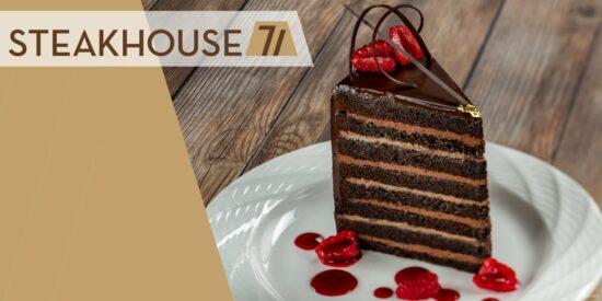 Steakhouse 71 Disney's contemporary resort