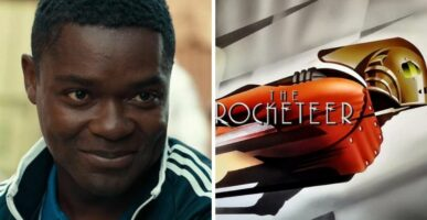David Oyelowo Rocketeer