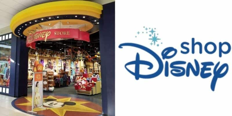 Disney Store Shop Disney