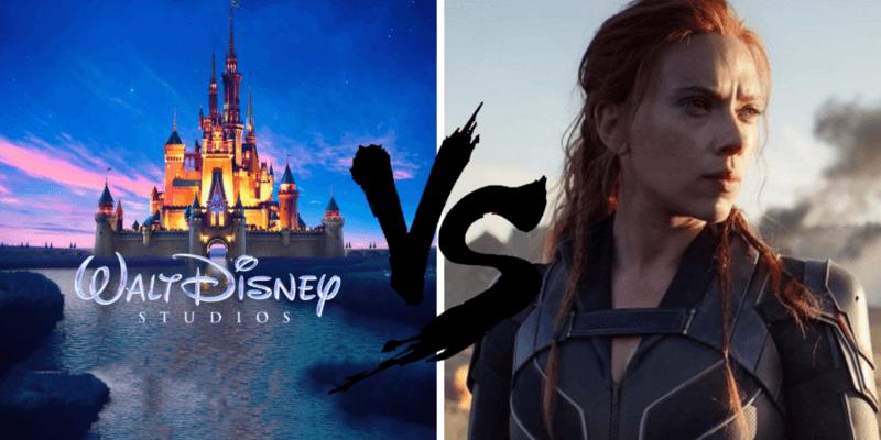 Disney Vs. Scarlett