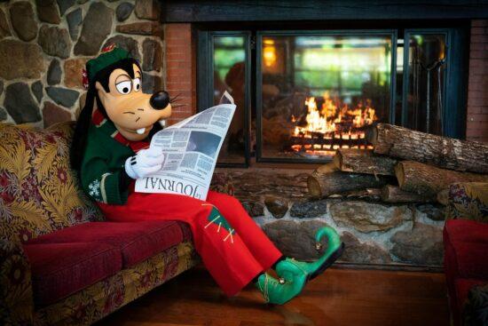 Goofy at Christmas