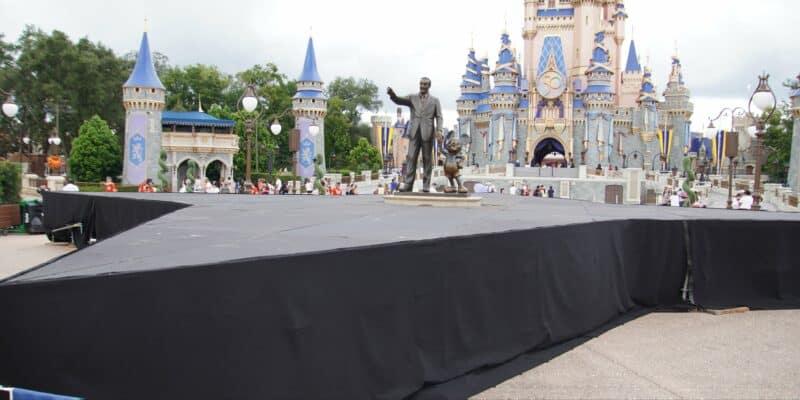 castle stage magic kingdom