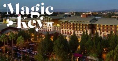 Grand Californian Magic Key