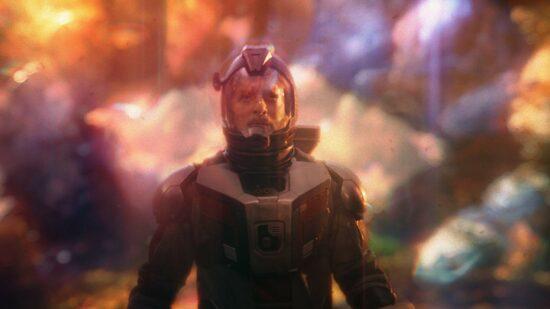 hank pym in quantum realm