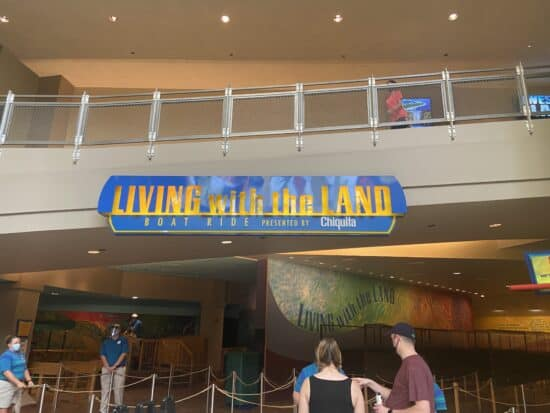 live with the land
