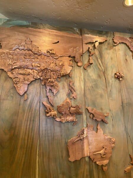 animal kingdom map disney castles tiffins