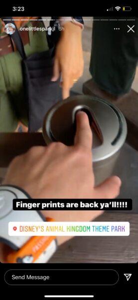 fingerscan