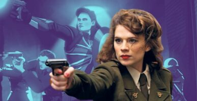 Hayley Atwell Captain Carter