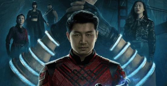 Shang-Chi poster 2