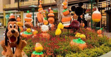 Pluto Downtown Disney