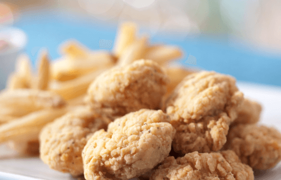 chicken nuggets and fries disney world
