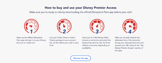 disneyland paris premier access