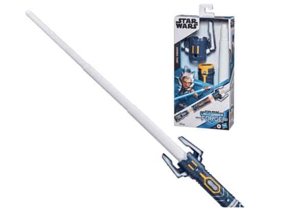 ahsoka tano lightsaber forge collection hasbro