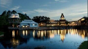 port orleans riverside bayou