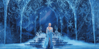 frozen broadway elsa let it go