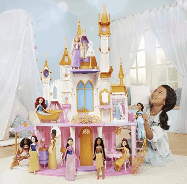 Disney Princess Ultimate Celebration Castle