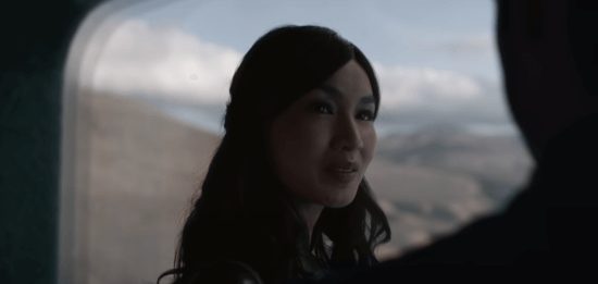 Gemma Chan as Sersi