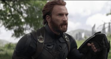 Chris Evans as Steve Rogers/Captain America