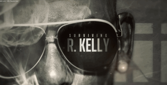 Surviving R. Kelly Documentary title card