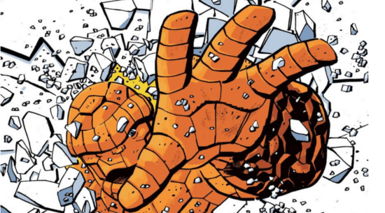 Thing from Marvel Comics