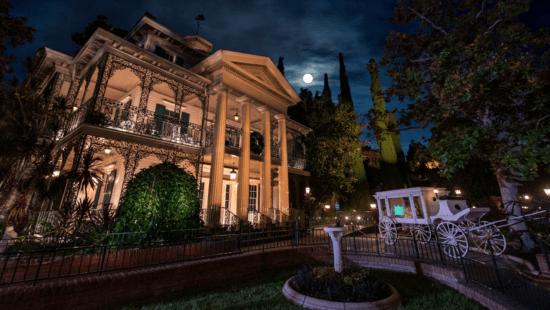 Haunted Mansion at Disneyland Park