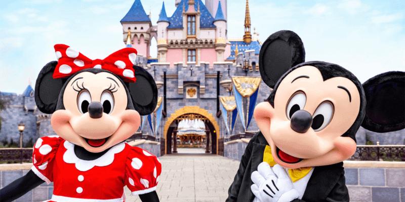 Disneyland Resort Magic Key Pass Program