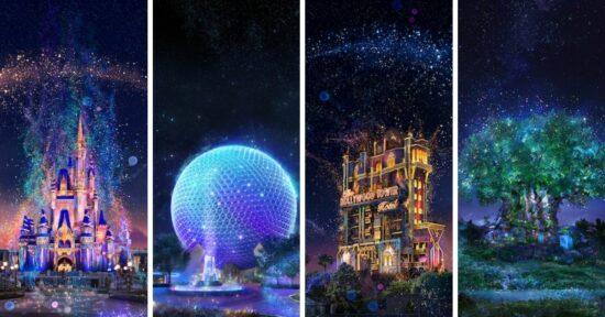 disney world 50th beacons of magic