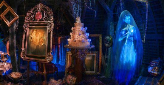 Constance Hatchback Haunted Mansion