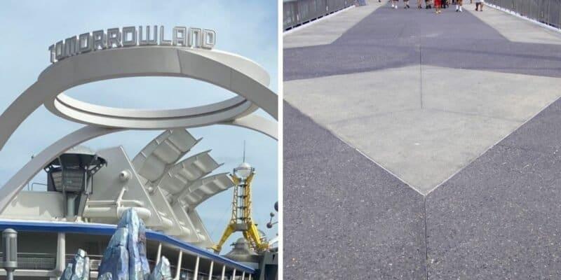 tomorrowland pavement