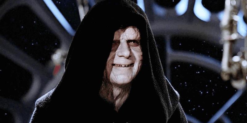 "Palpatine (Ian McDiarmid) in ""Star Wars: Episode VI - Return of the Jedi"" (1983)"